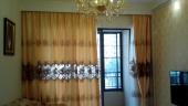 普罗旺斯波尔多庄园客厅窗帘