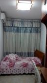 升禾绿城世界卧室窗帘案例——现代风格