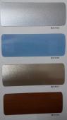 铝百叶帘磨砂系列5cm