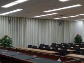 南宁五象新区高档写字楼窗帘