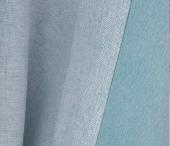 天鹅绒窗帘水蓝色