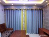 南宁青秀区绿地中央广场客厅窗帘案例系列