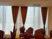 南宁五象新区酒店窗帘案例