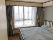 南宁高档小区卧室窗帘案例