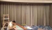 南宁五星级酒店窗帘案例