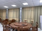 广西大公司会议室办公室员工宿舍窗帘安装