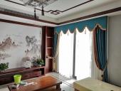 新中式客厅01